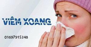 Thuốc trị viêm xoang Việt thanh